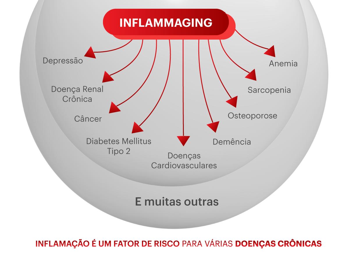 Miodesin - Combate Inflamação Silenciosa - Longevidade