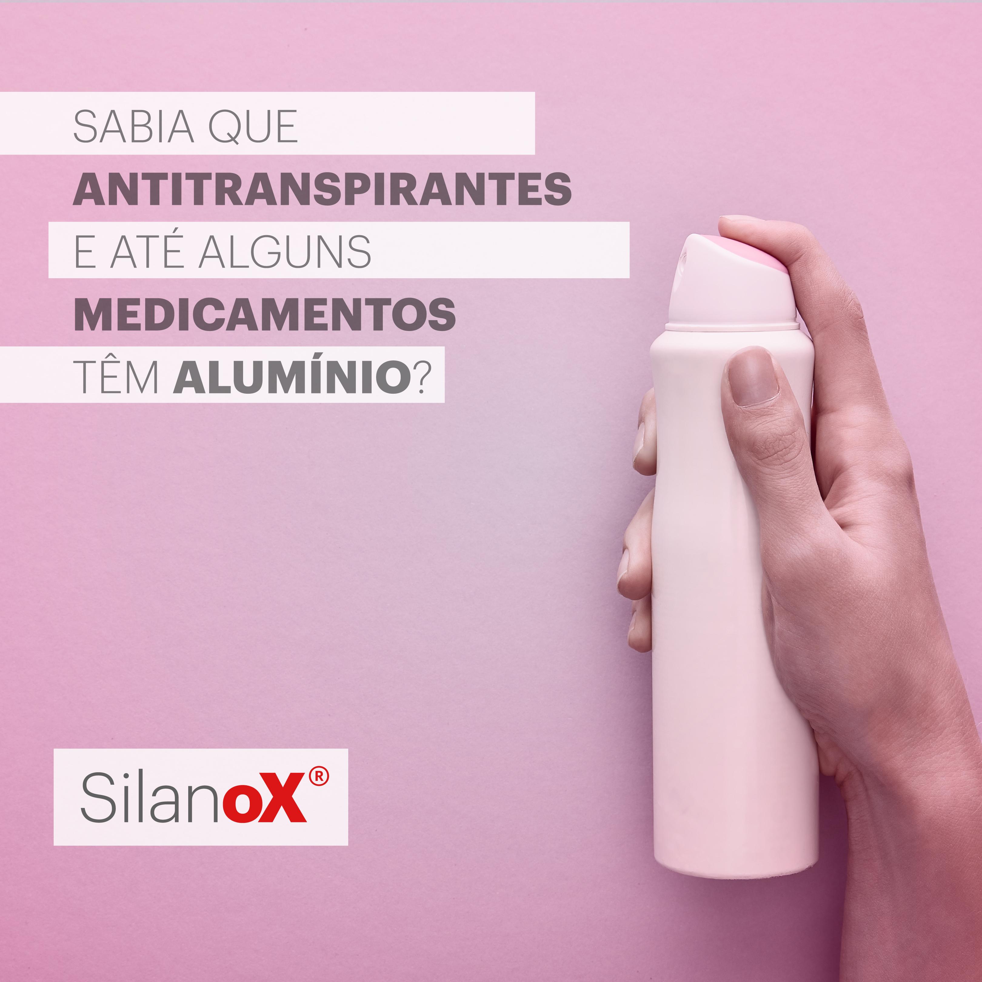 Silanox -Detox de alumínio