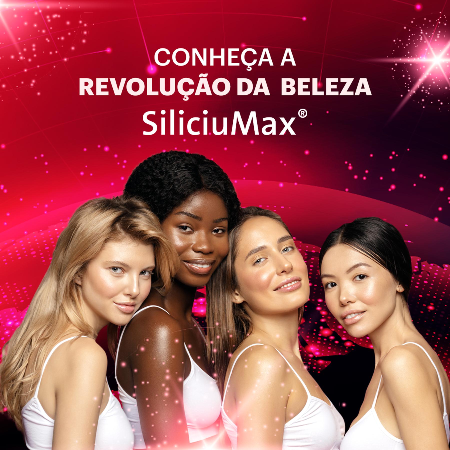 SiliciuMax - Revolução da Beleza