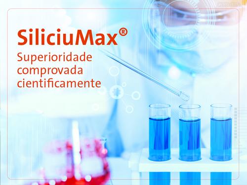 Confira o estudo inédito de SiliciuMax® - Maior biodisponiblidade do mercado